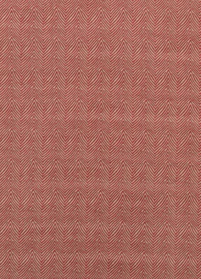 Hilliard Herringbone Red
