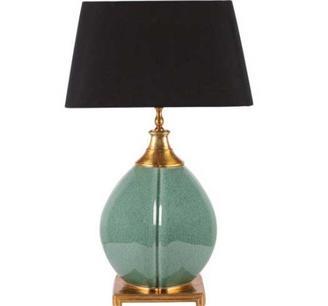 Grön lampa