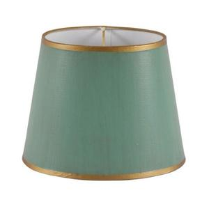 Grön lampskärm