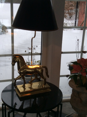 Hästlampa