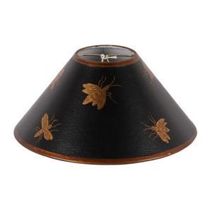 Svart fjärils lampskärm