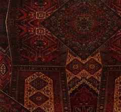 Oriental Carpet Velvet