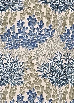 Leaf Cascade cotton