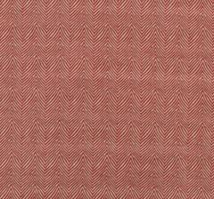 Hilliard Herringbone Red